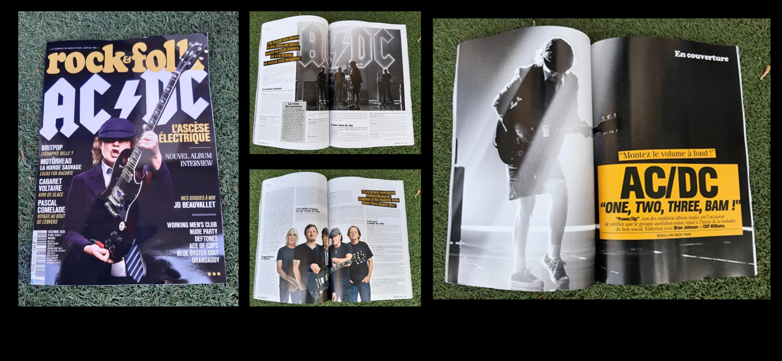 ROCK'N'FOLK n°640 Décembre 2020 (AC/DC en couverture) Untitl24