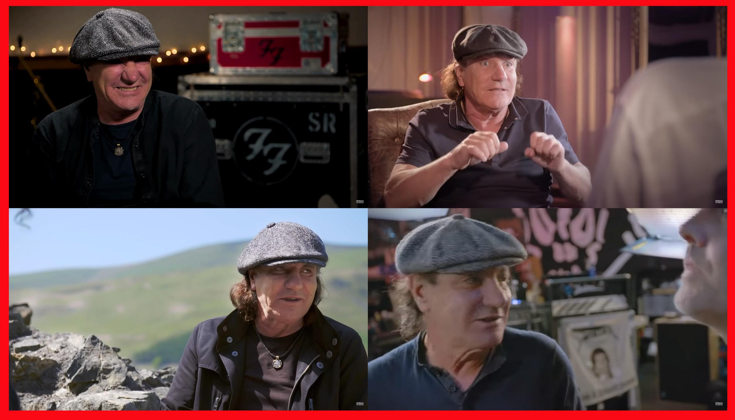 Brian Johnson d'AC/DC publiera des mémoires couvrant sa carrière de chanteur ... Untitl29
