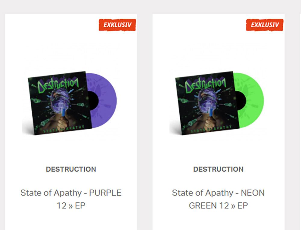 DESTRUCTION - Nouvel album annoncé pour 2022 Untitl42