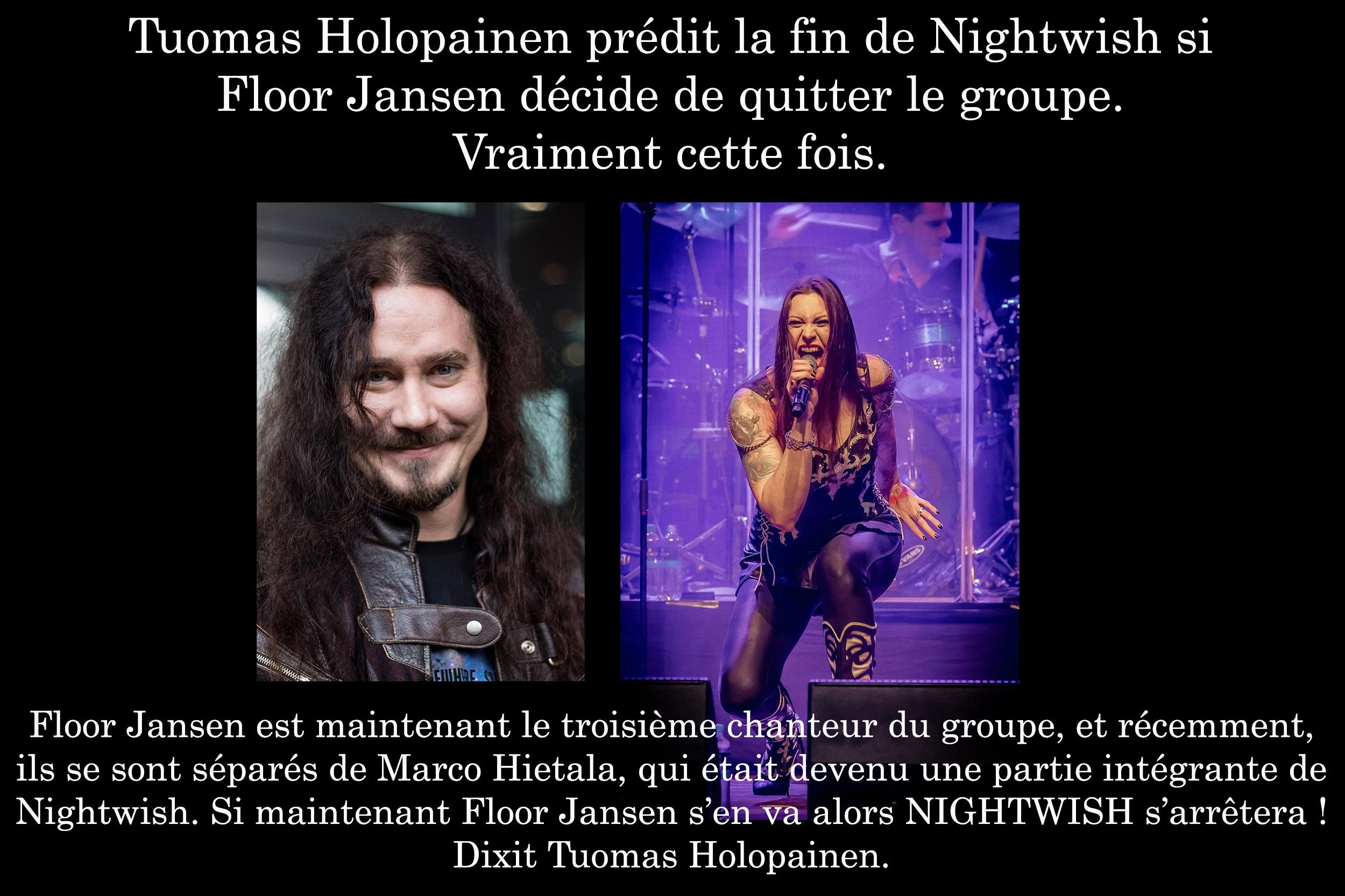NIGHTWISH Human. :II : Nature (2020) Metal Symphonic Finlande Untitl44