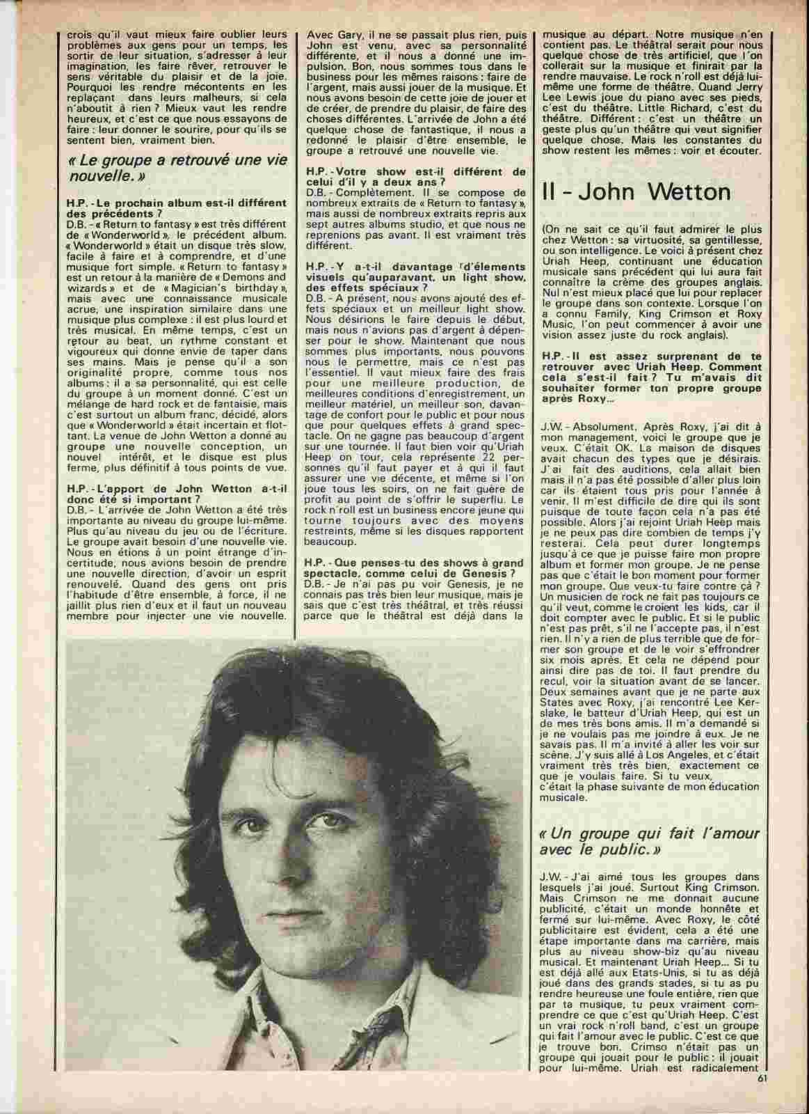 URIAH HEEP Par lui même ... (BEST Juillet 1975) Archive à lire Uriah-14
