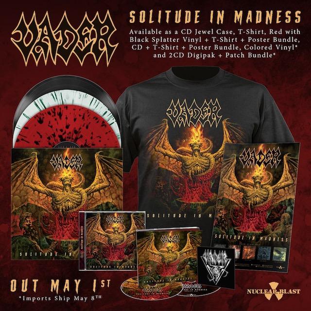 """VADER """"Solitude In Madness"""" - Sortie du nouvel album le 1er mai 2020 Vaderb10"""