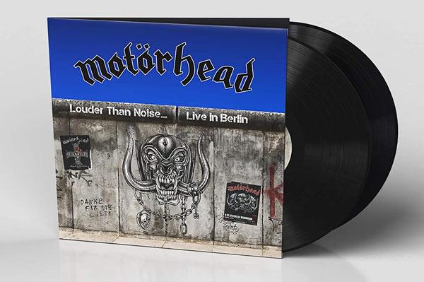 MOTÖRHEAD Louder Than Noise… Live In Berlin (2021)  Vinyl610