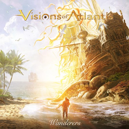 VISIONS OF ATLANTIS Wanderers (2019) Metal Symphonic  Vision11