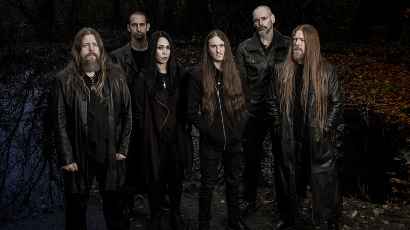 MY DYING BRIDE The Ghost of Orion (2020) Doom Metal Angleterre Vtwska10