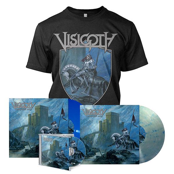 VISIGOTH Conqueror's Oath (2018) Heavy Metal USA Websto10