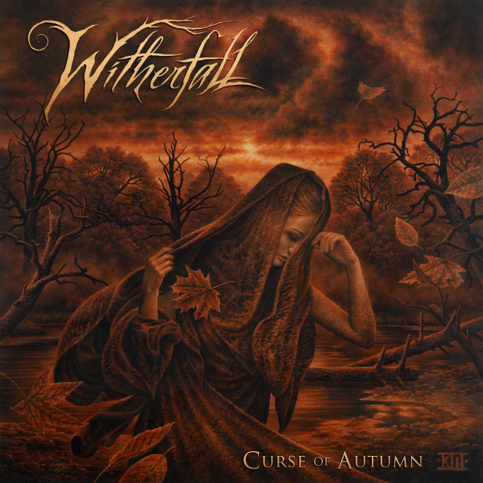 """WITHERFALL(Dark Progressive Metal) """"  Curse Of Autumn """" Pour Mars  Wither10"""