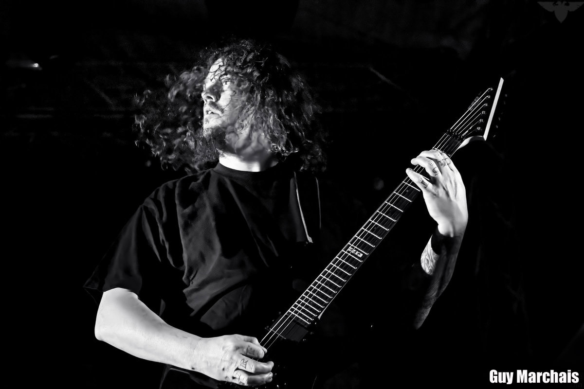 GUY MARCHAIS (Ex-Suffocation) se bat contre un lymphome de Hodgkin ... Xlarge10