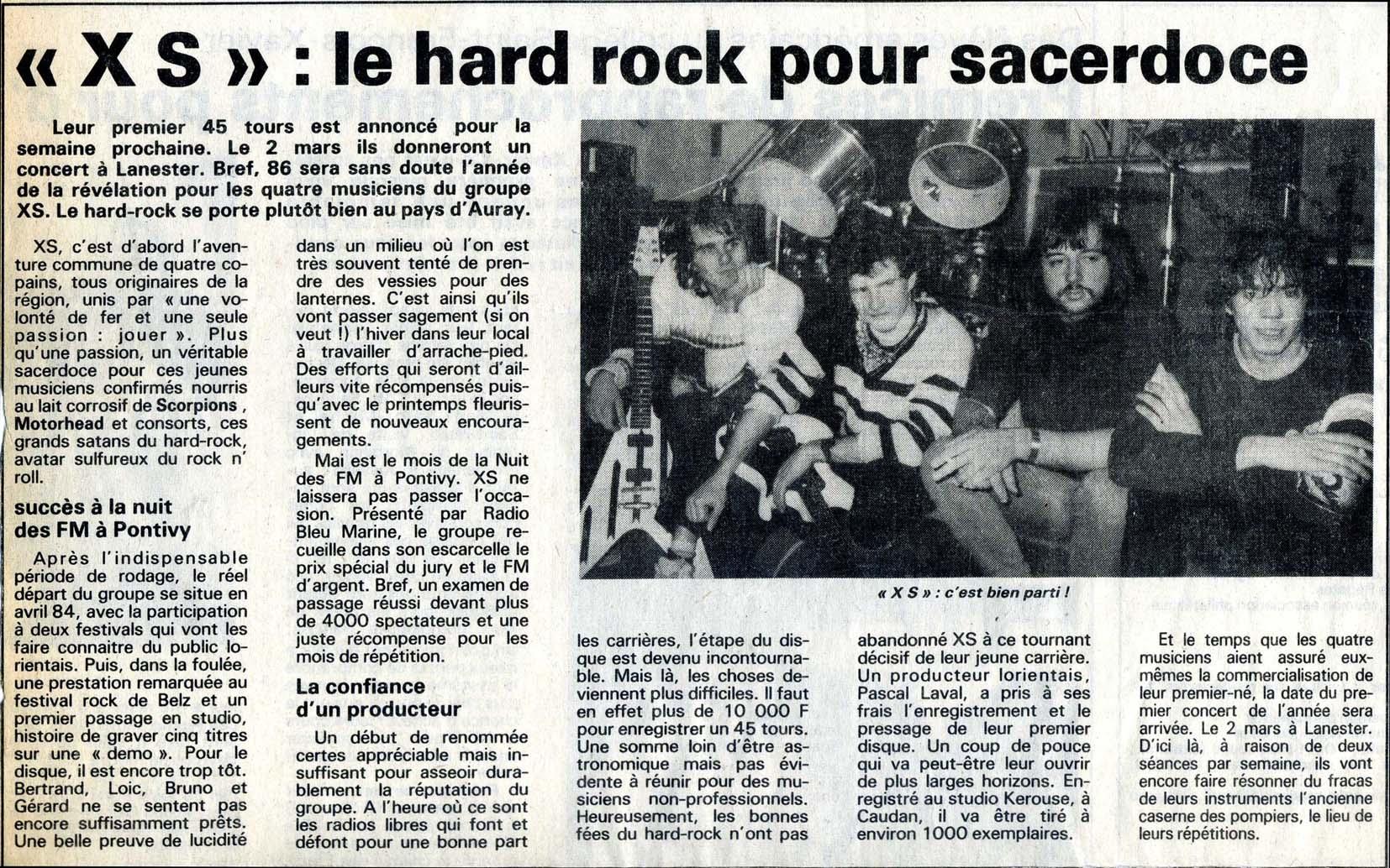 Le XS (Hard-Rock) de Lorient ...  Xspres10