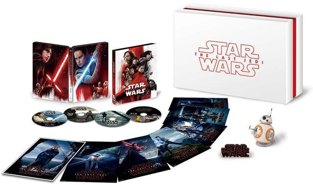 Star Wars - Les Derniers Jedi (Star Wars: The Last Jedi) - Boîte Premium JAPAN 61xtvn10