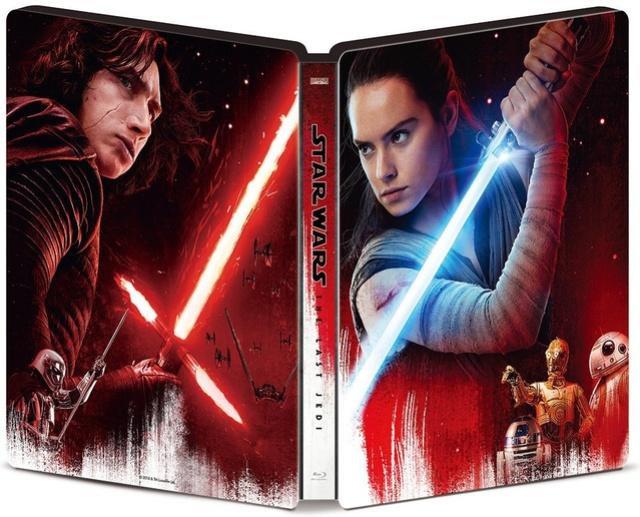 Star Wars - Les Derniers Jedi (Star Wars: The Last Jedi) - Boîte Premium JAPAN 71mh2311