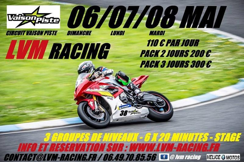 vaison le 6 7 et 8 mai avec le lvm racing Vaison10
