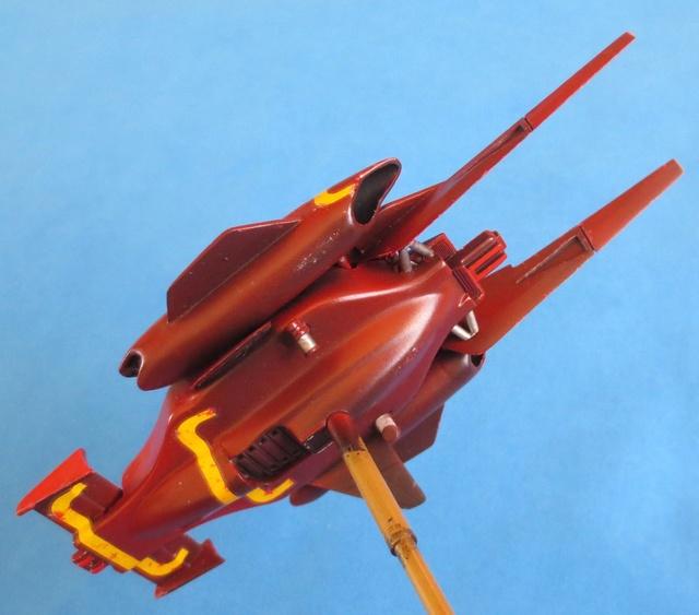"""Airspeeder """"NAUTILUS"""" Nautil15"""