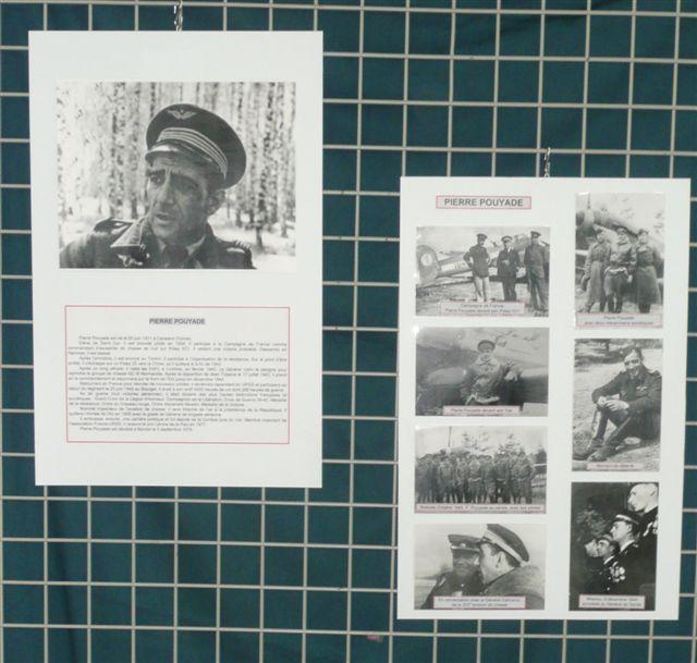 Hommage au Général Pierre Pouyade. 20 et le 21 mai 1-expo10