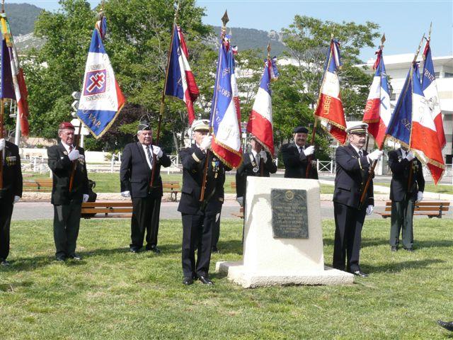 Hommage au Général Pierre Pouyade. 20 et le 21 mai 3-homm10