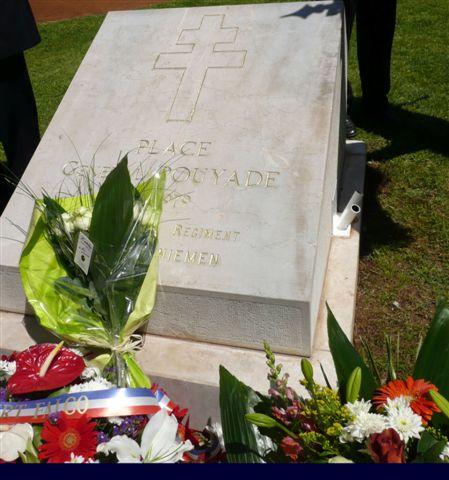 Hommage au Général Pierre Pouyade. 20 et le 21 mai 4-cara10