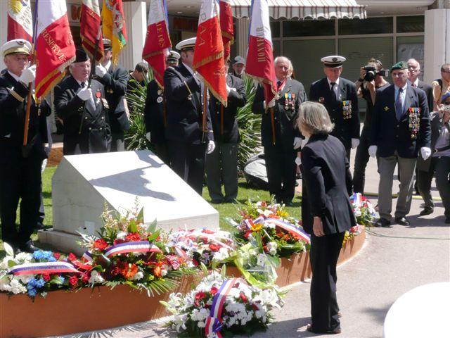 Hommage au Général Pierre Pouyade. 20 et le 21 mai 4-cara12