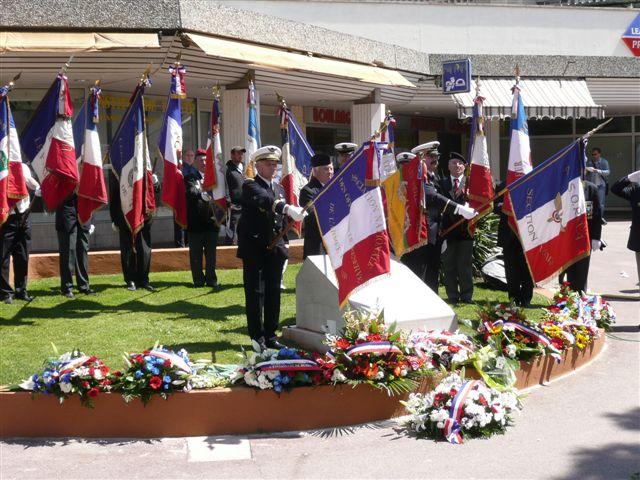 Hommage au Général Pierre Pouyade. 20 et le 21 mai 4-cara13