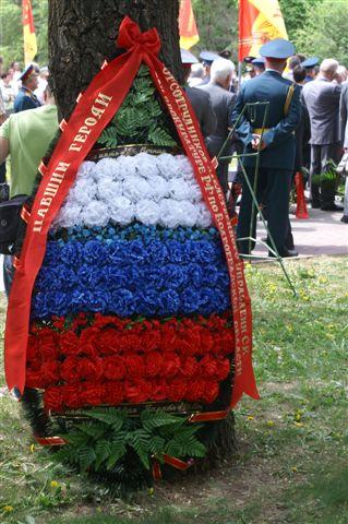 Volgograd, cérémonies commémorant la Victoire Allaed10