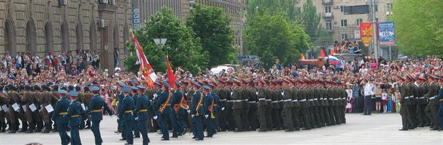 Volgograd, cérémonies commémorant la Victoire Dafila10