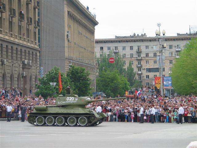 Volgograd, cérémonies commémorant la Victoire Dafila11
