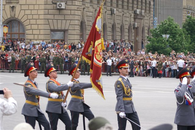 Volgograd, cérémonies commémorant la Victoire Dafila12