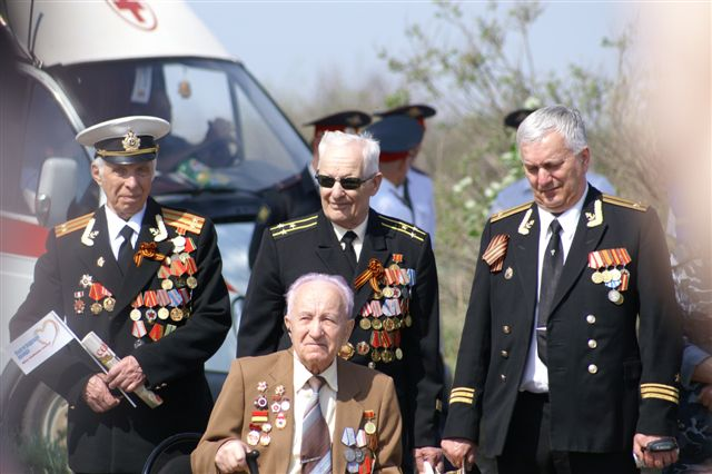 Volgograd, cérémonies commémorant la Victoire Dafila13