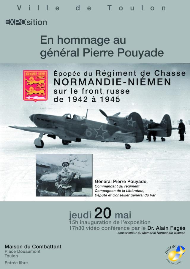 Hommage au général Pierre Pouyade 20 et 21 mai 2010 Expo_n10