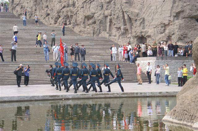 Volgograd, cérémonies commémorant la Victoire Mamaae10