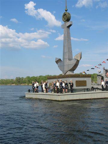 Volgograd, cérémonies commémorant la Victoire Monume10