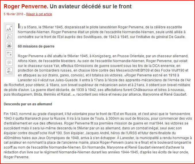 Articles de presse Rogerp10