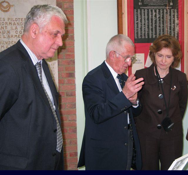 M. l'Ambassadeur de Russie visite le Musée Visite11