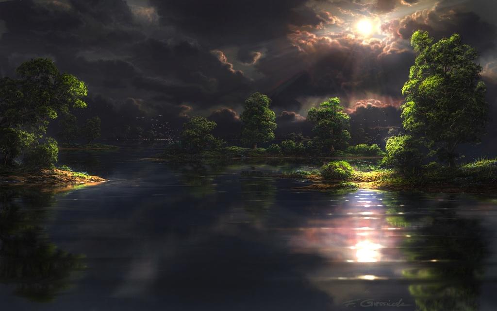 Enfant d'Étoile  (Oban & Amber) Lake_b11