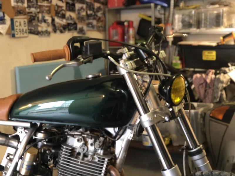 650DR Café Rider - Page 3 Photo107