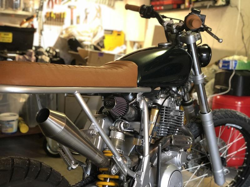 650DR Café Rider - Page 3 Photo110