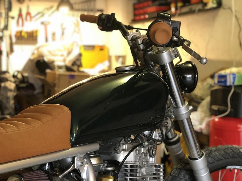 650DR Café Rider - Page 3 Photo111