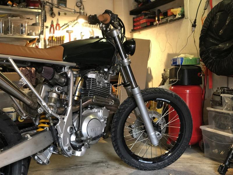 650DR Café Rider - Page 3 Photo120