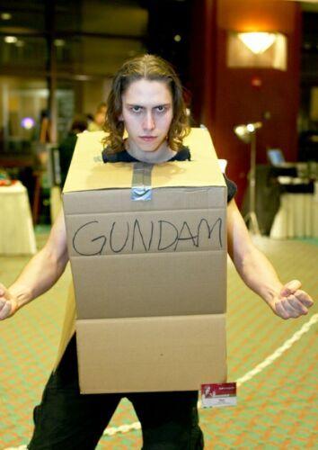 Cosplays Gundam10