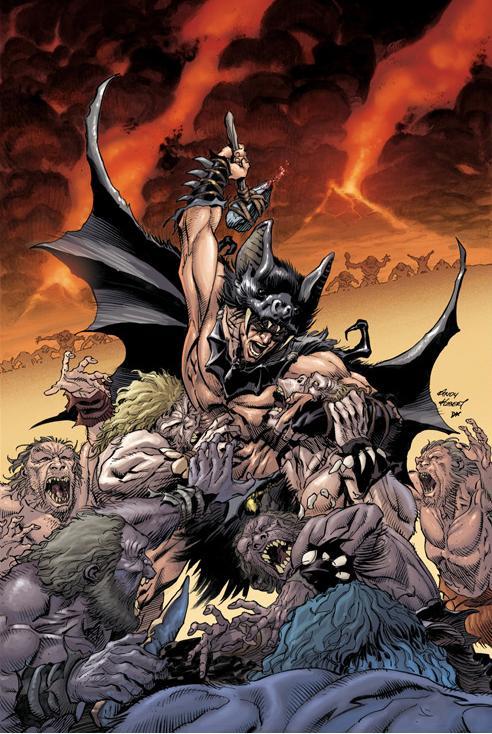 O Retorno de Bruce Wayne Batman10
