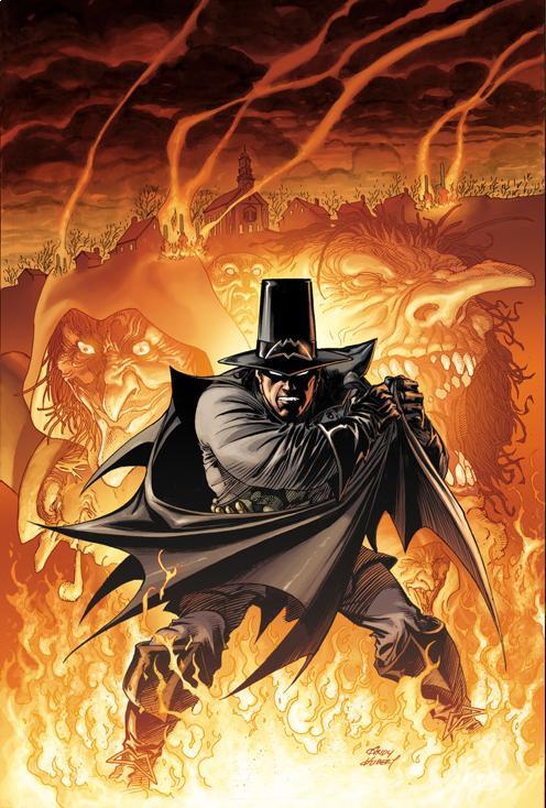 O Retorno de Bruce Wayne Batman11