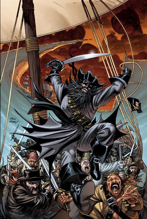 O Retorno de Bruce Wayne Batman12