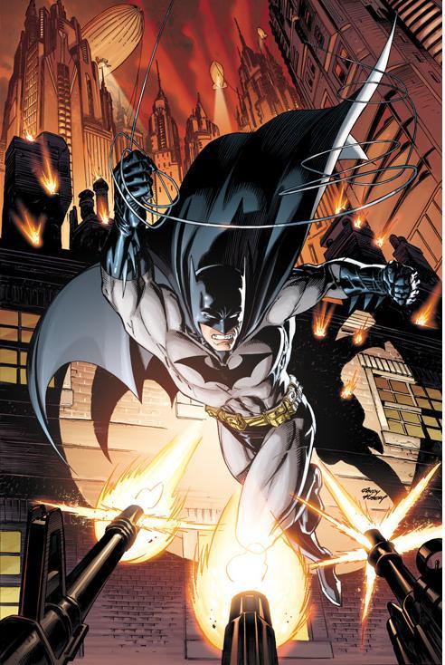 O Retorno de Bruce Wayne Batman15