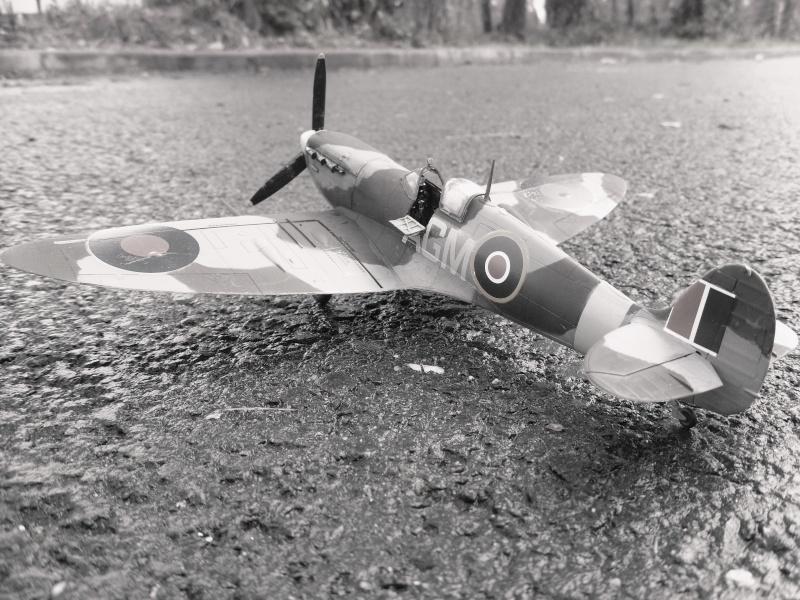 Spitfire Mk.VB Terminé !!! - Page 2 Sam_0130