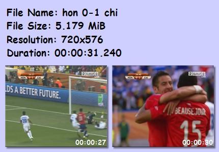 ميديا وأهداف كأس العالم 2010 0810