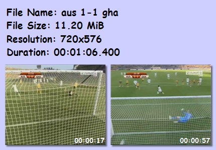 ميديا وأهداف كأس العالم 2010 090-810