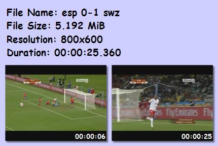 ميديا وأهداف كأس العالم 2010 12310