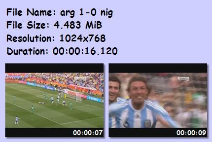 ميديا وأهداف كأس العالم 2010 33210