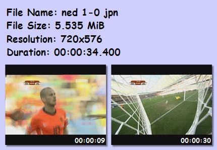 ميديا وأهداف كأس العالم 2010 345611