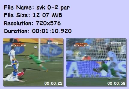 ميديا وأهداف كأس العالم 2010 43110