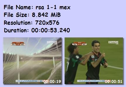 ميديا وأهداف كأس العالم 2010 5410